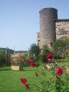 Jardin et Abbaye